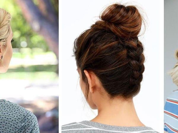 Így kösd a kontyod! 10 variáció a megunhatatlan frizurára