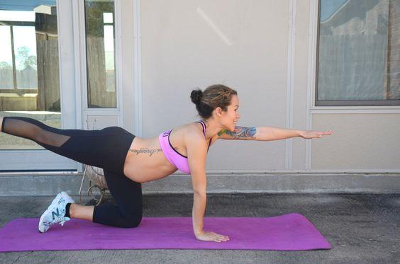 Így lehet egészséges a mozgás a babavárás idején