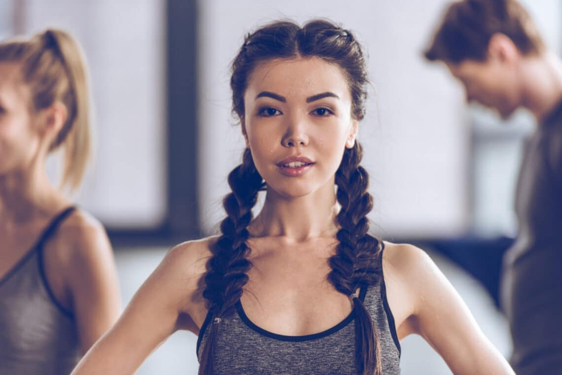 """Így lesz feszes és kerek! """"Mellkas"""" edzés nőknek"""