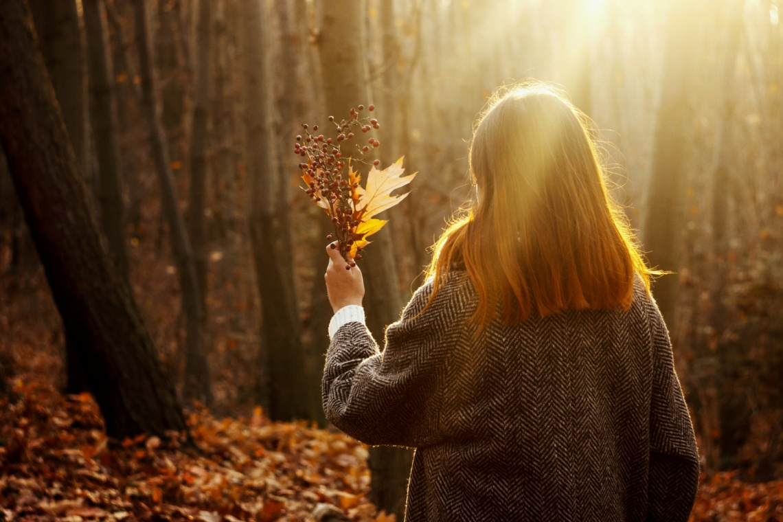 Így töltsd fel magad jó energiákkal – Az ősz erre ideális!