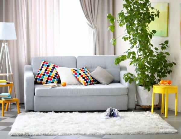 Így válaszd ki a megfelelő szőnyeget a lakásba