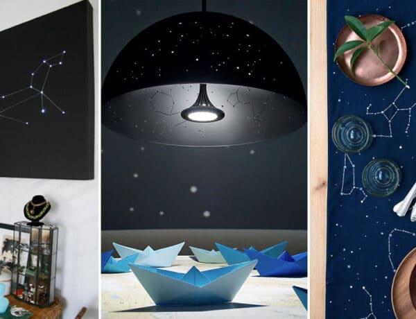 Így varázsold a világűrt az otthonodba! Csillagos lakásdekorációk következnek