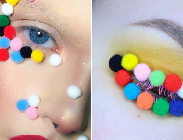 Íme 2017 legőrültebb makeup trendje, a PomPom smink