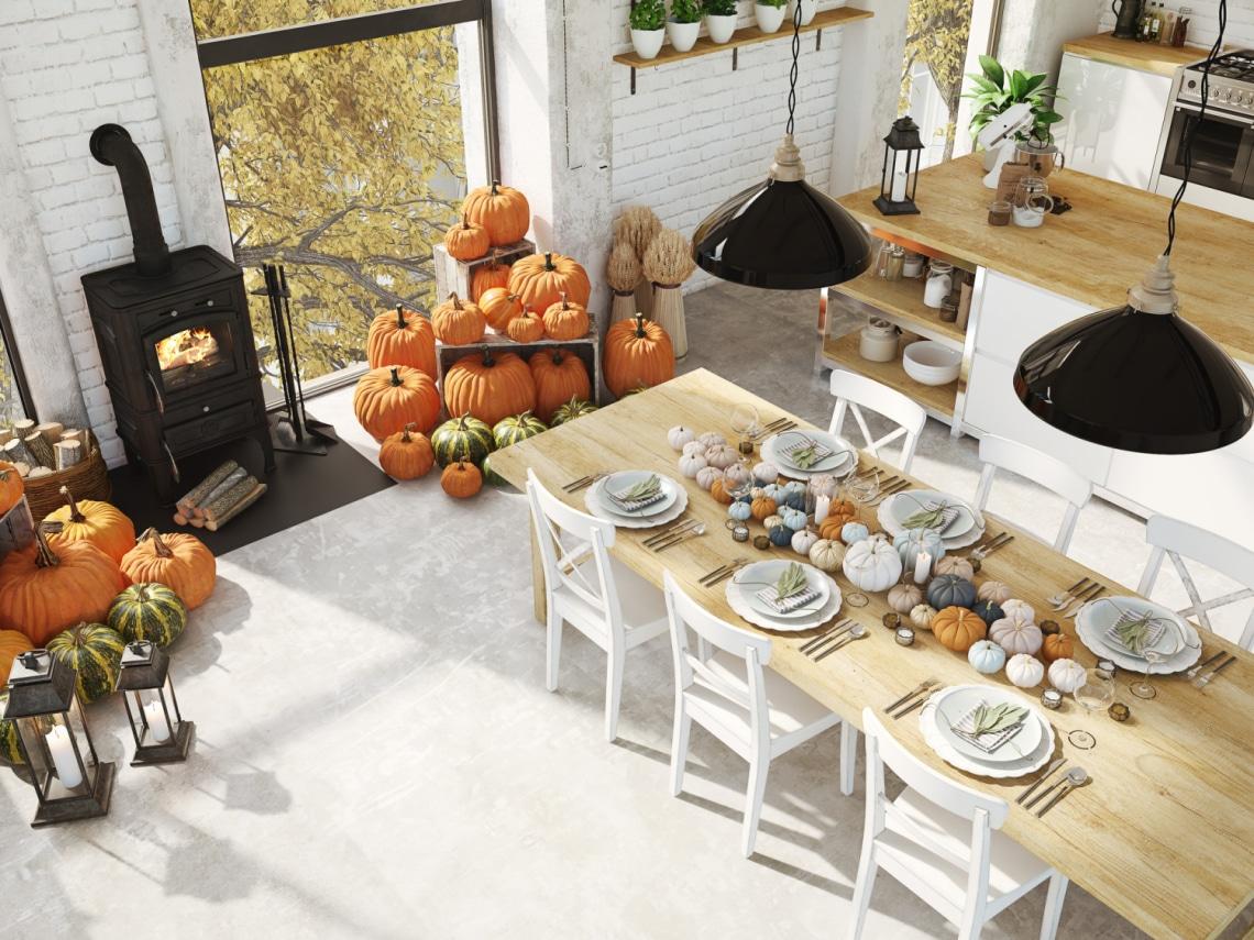 Ízléses halloweeni dekorációk – Nem kell, hogy ijesztő legyen!