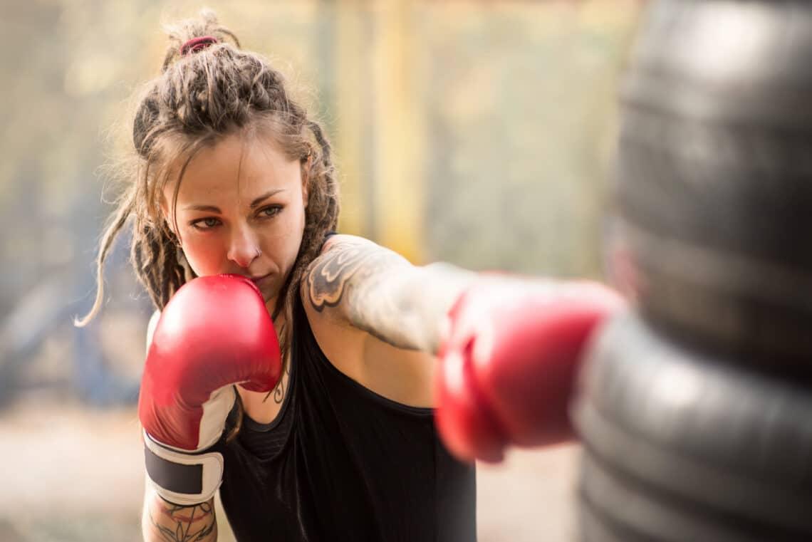 Önvédelmi edzések, amelyeket lányként is nyugodtan űzhetsz
