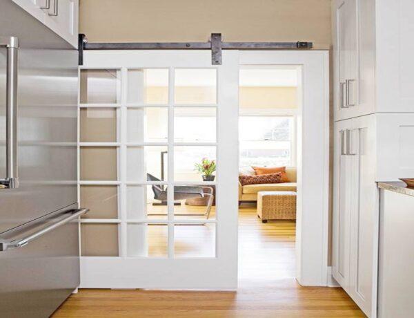 Ötletes DIY megoldások, ha nincs elég hely egy ajtónak