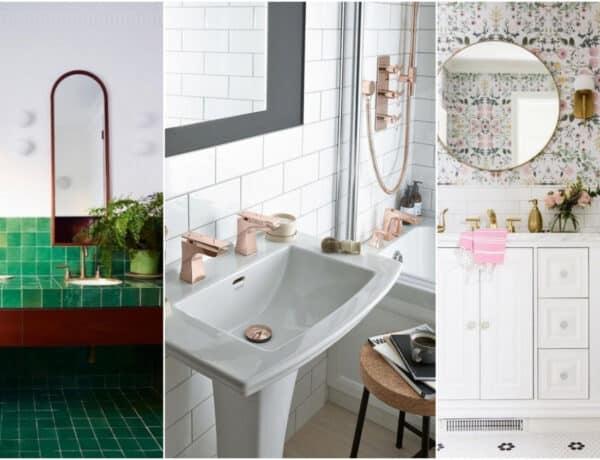Így újítsd fel a fürdőszobádat bontás nélkül