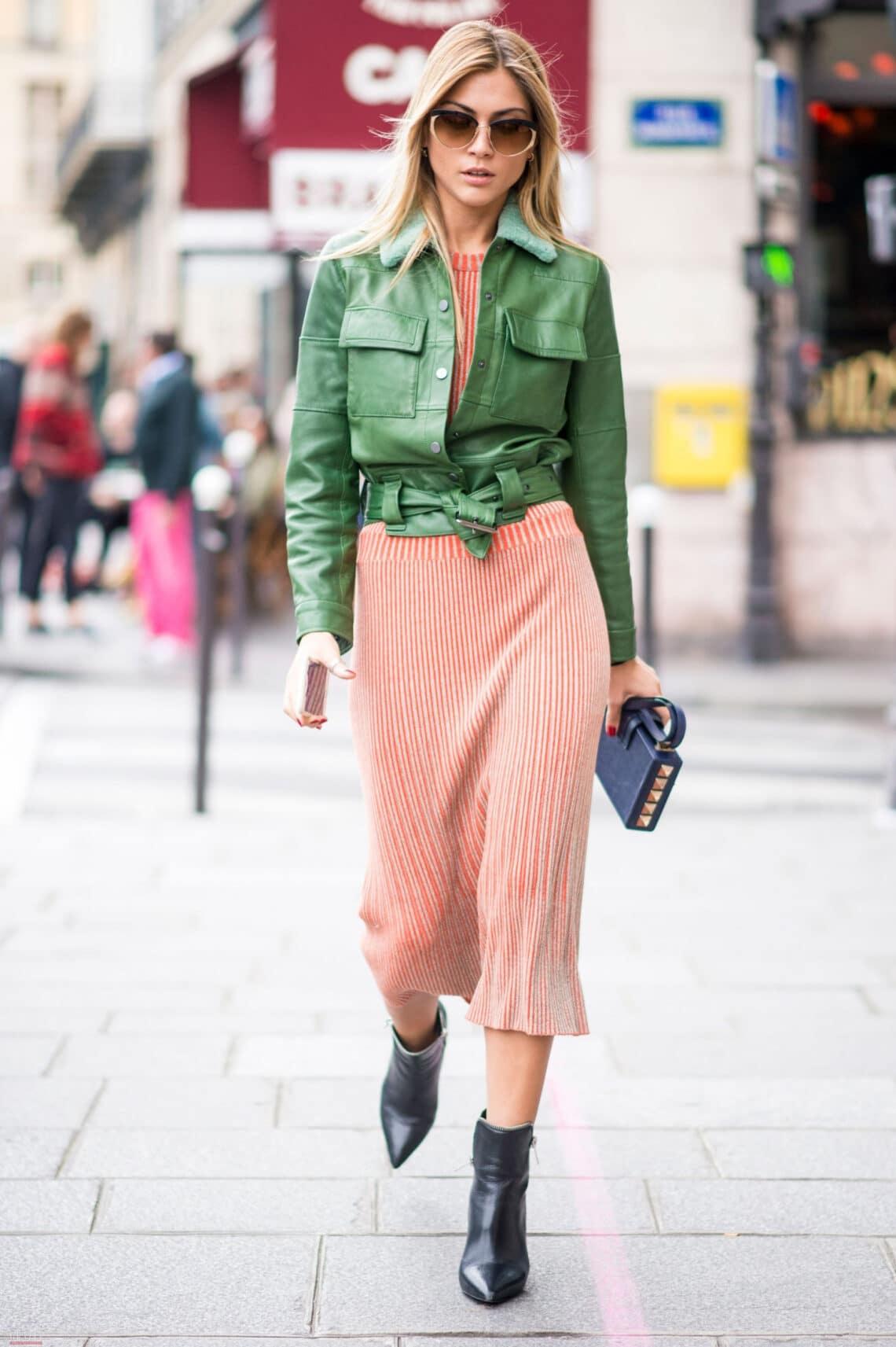 Üdítő zöld a tavaszi divatban – Így hordd!