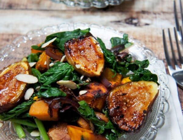 Ősszel se legyen vitaminhiányod! – A legjobb őszies salátavariációk
