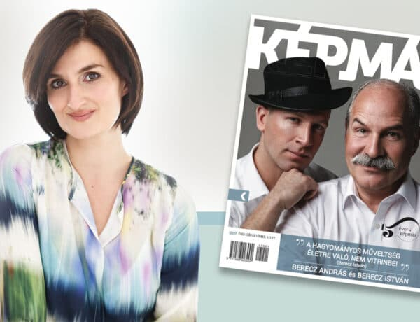 """""""Ha papírt használunk, ne kérészéletű, könnyen eldobható tartalmat közvetítsünk vele"""" – Interjú Szám Katival, a Képmás magazin főszerkesztőjével"""
