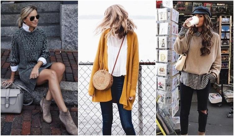 Így hordd idén a pulóvert – stílustippek