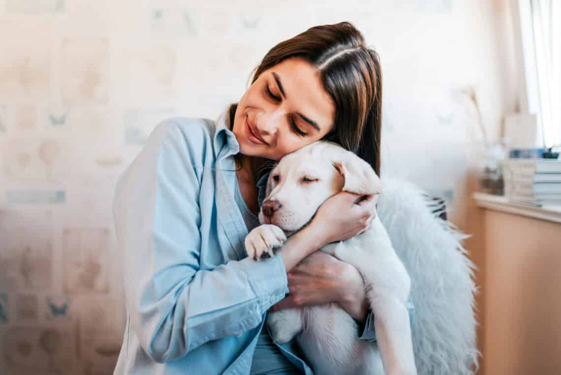 Így árulkodik a kutyád viselkedése a te személyiségedről