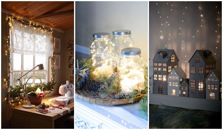 Pusztán fényekkel varázsoltak karácsonyi hangulatot – 10 ihletadó fotó