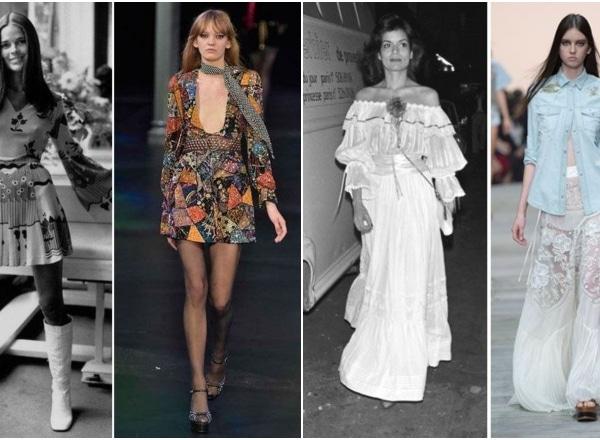 10 ruhatrend a '70-es évekből, amiket tuti hordani fogsz még idén