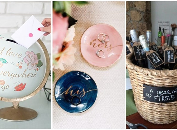10+1 kreatív esküvői ajándékötlet, amit te is elkészíthetsz