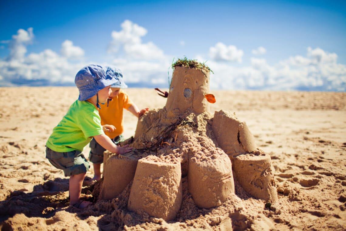3 csodálatos nyaraló úti cél, amit a gyerek is imádni fog