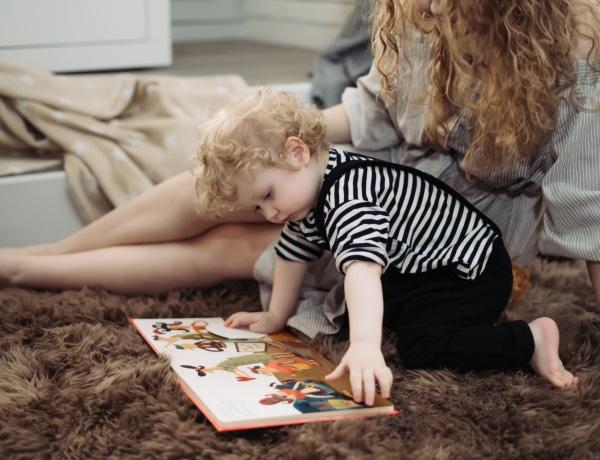4 cuki, gyógyítós, interaktív gyerekkönyv