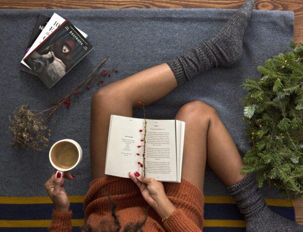 4 könyv karácsonyi ajándéknak, amit te is kölcsön akarsz majd kérni