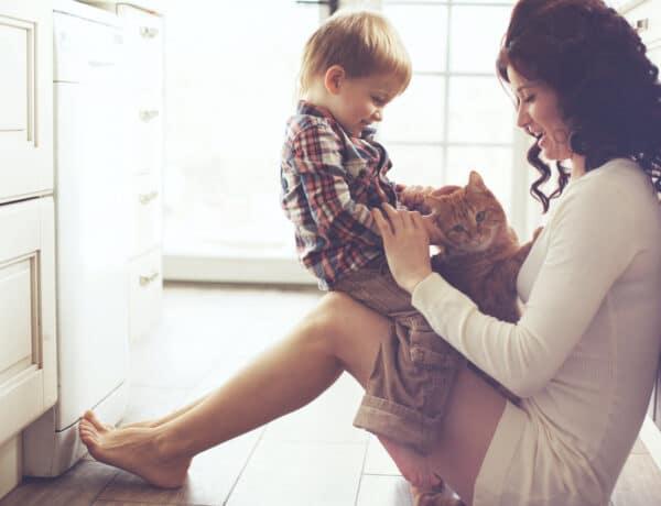 4 tipikus élethelyzet, amiben minden anya magára ismer