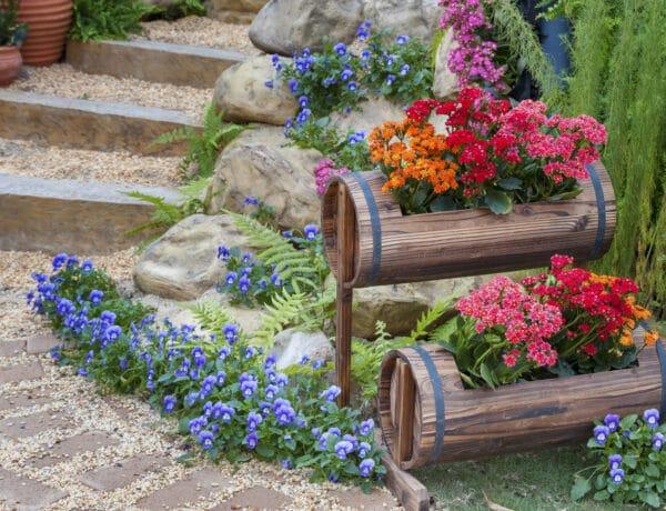 5 álomszép inspiráció, amitől a te kerted is különlegessé válik