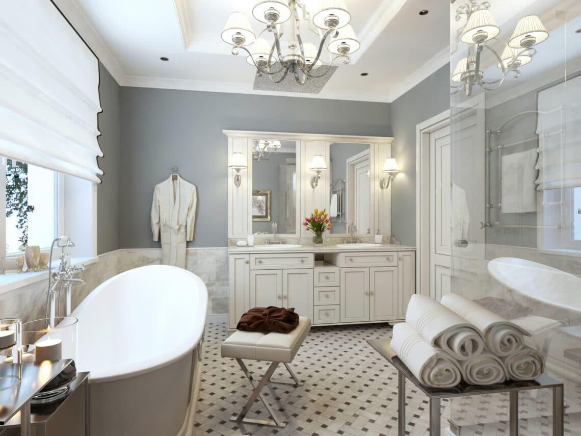 5 apró trükk a fürdőszobába, amivel elkerülheted a felújítást