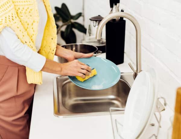 Ez az 5 legnagyobb hiba mosogatáskor. Te is elköveted őket?