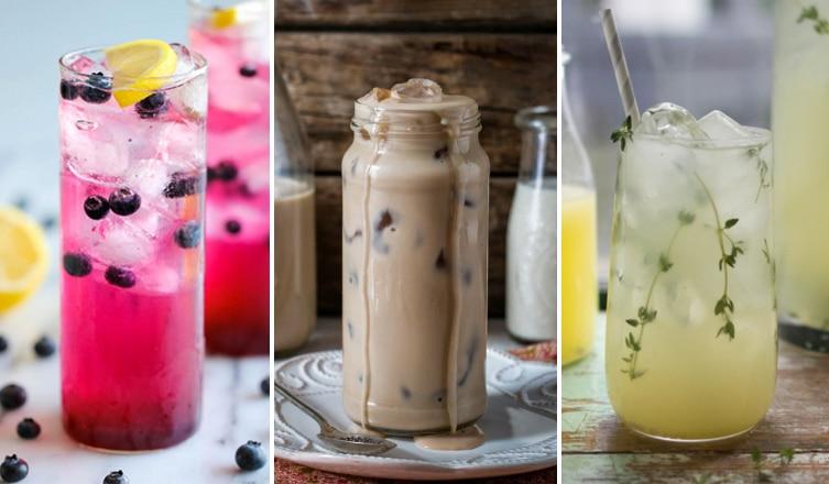 5 közkedvelt ital egészséges alternatívája