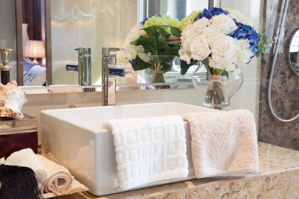 5 olcsó, de látványos trükk a fürdőszobád felújításához