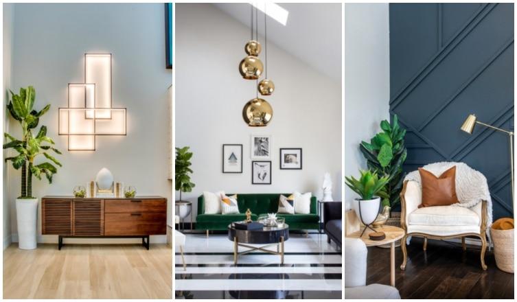 5 olcsó, de látványos trükk a nappali felújításához