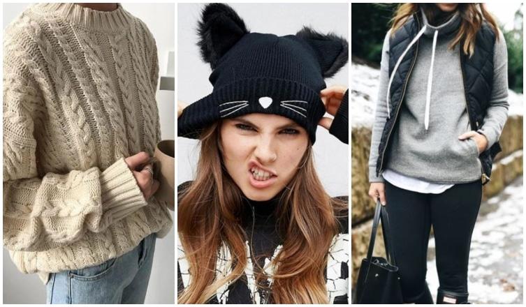 5 téli ruhadarab, amiben egyszerűen nem vagyunk nőiesek a pasik szerint