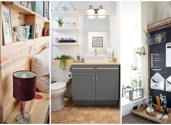 5+1 okos tárolási módszer: használd ki a legjobban a helyet az apró lakásodban is