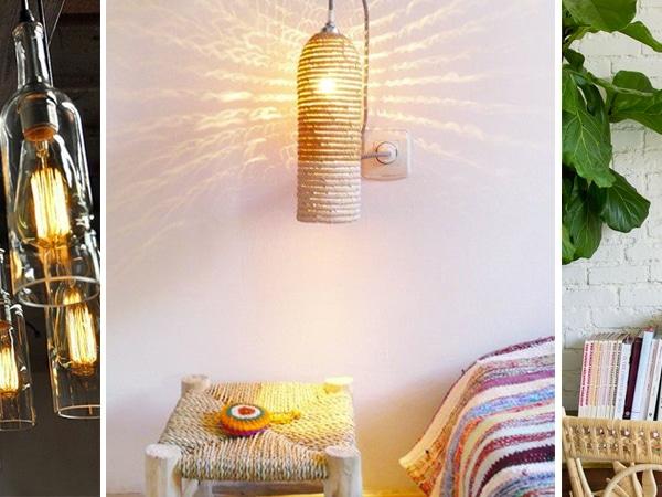 6 DIY világítótest, ha már unod az ufólámpát