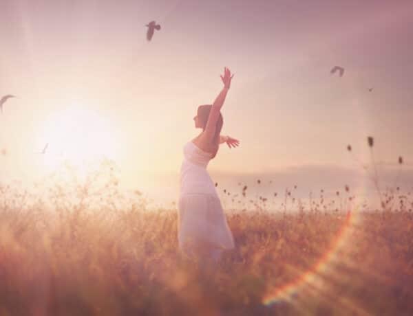 6 jel, ami arra utal, hogy spirituális gyógyító vagy