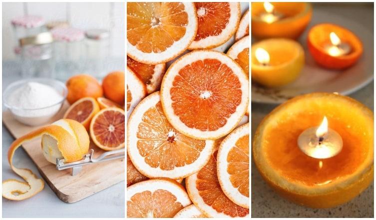 7 dolog, amire a narancsot használhatod – és még csak nem is tudtad