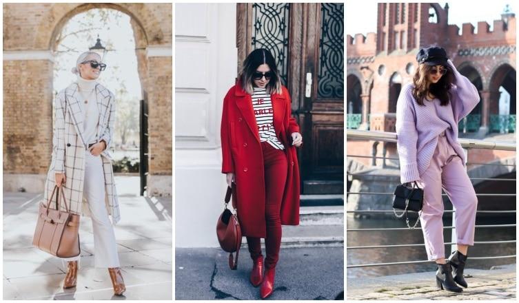 7 ellenállhatatlan monokróm szett télre – Melyik a te színed?