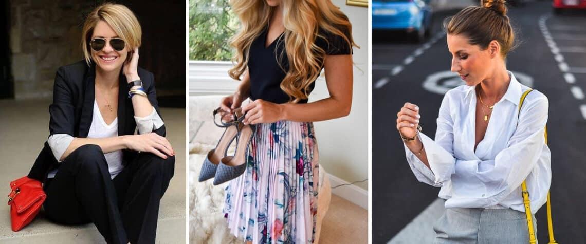 7 irodai outfit, amiben idén ősszel lenyűgöző lehetsz