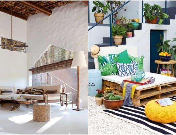 7 olcsó trükk, amivel mediterrán hangulatúvá változik az otthonod
