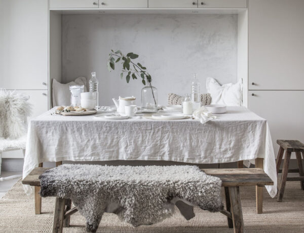 7 olcsó trükk, amivel skandináv stílusúvá alakíthatod a lakásod