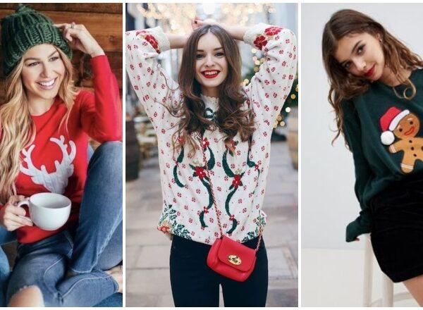 A karácsonyi pulcsi is lehet trendi – 10 szuper szett inspirációnak