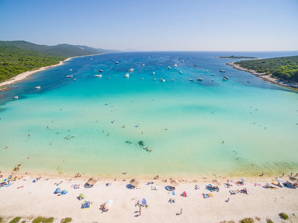 A legeldugottabb horvát tengerpartok, ahol kettesben lehetsz a természettel