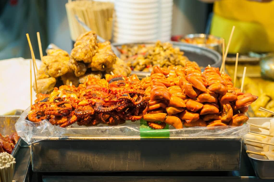 A legfurcsább és legundorítóbb ételek szerte a világon