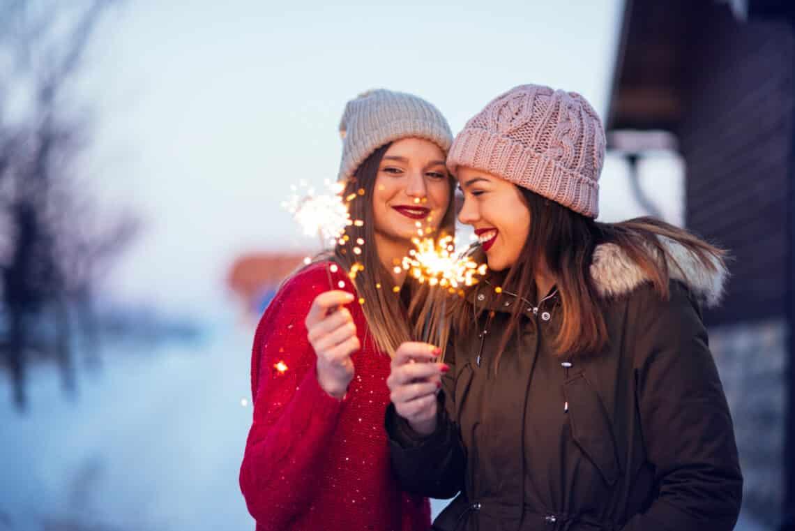 A legjobb barátnőddel mindketten szinglik vagytok? Mutatunk 5 csajos programötletet Valentin-napra