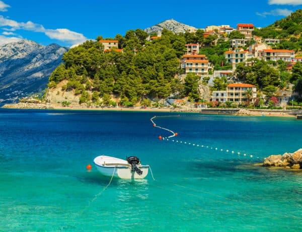 A legszebb horvát partszakaszok, ahol strandolni is lehet