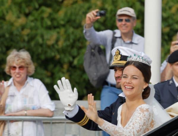 Amerikai átlagemberek, akik beházasodtak a királyi családba