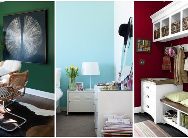 Az otthonod színeinek 7 kevésbé ismert jelentése