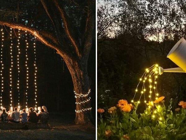 Dekorálj fénnyel! – Meseszép világító fénydekorációk nyárestékre