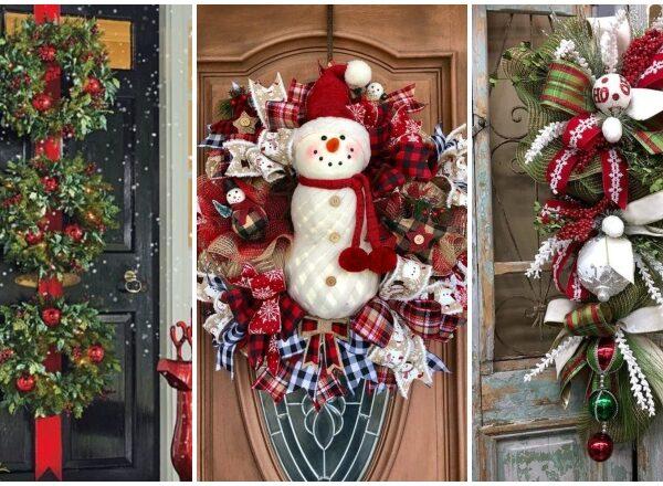 Egyedi dekorációra vágysz? Ezek az ajtódíszek mindenkit ámulatba ejtenek majd
