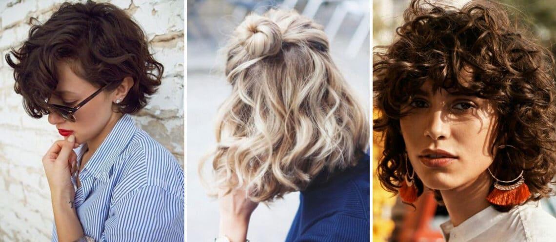 Ezek a legtrendibb nyári frizurák göndör hajból!
