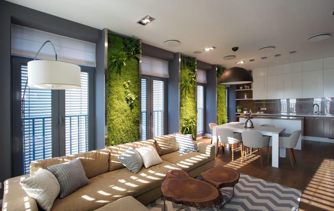 Fű, fa, moha – Így vidd be a zöldet a lakásba