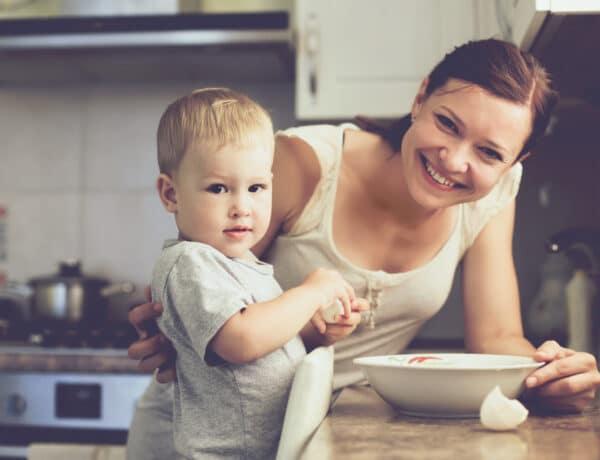 Ilyen felnőtt válik a gyermekedből, ha rábízod a házimunkát